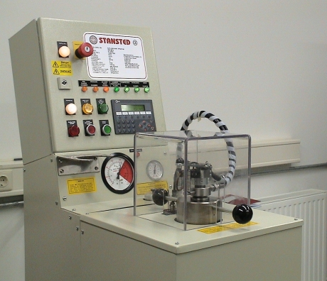 High pressure food processor image - not a link